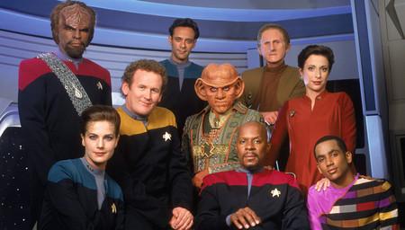Star Trek Espacio Profundo 9