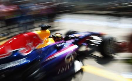 Sebastian Vettel domina los primeros libres en Hungría