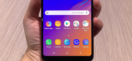 Samsung Galaxy A40: 4 GB de RAM y Android 9 Pie para el futuro gama media de la marca