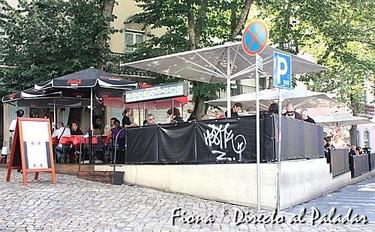 Comer en Lisboa. Hockey Cafee en Sintra