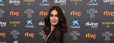 Premios Goya 2021: estos han sido los mejores looks de belleza de la alfombra roja