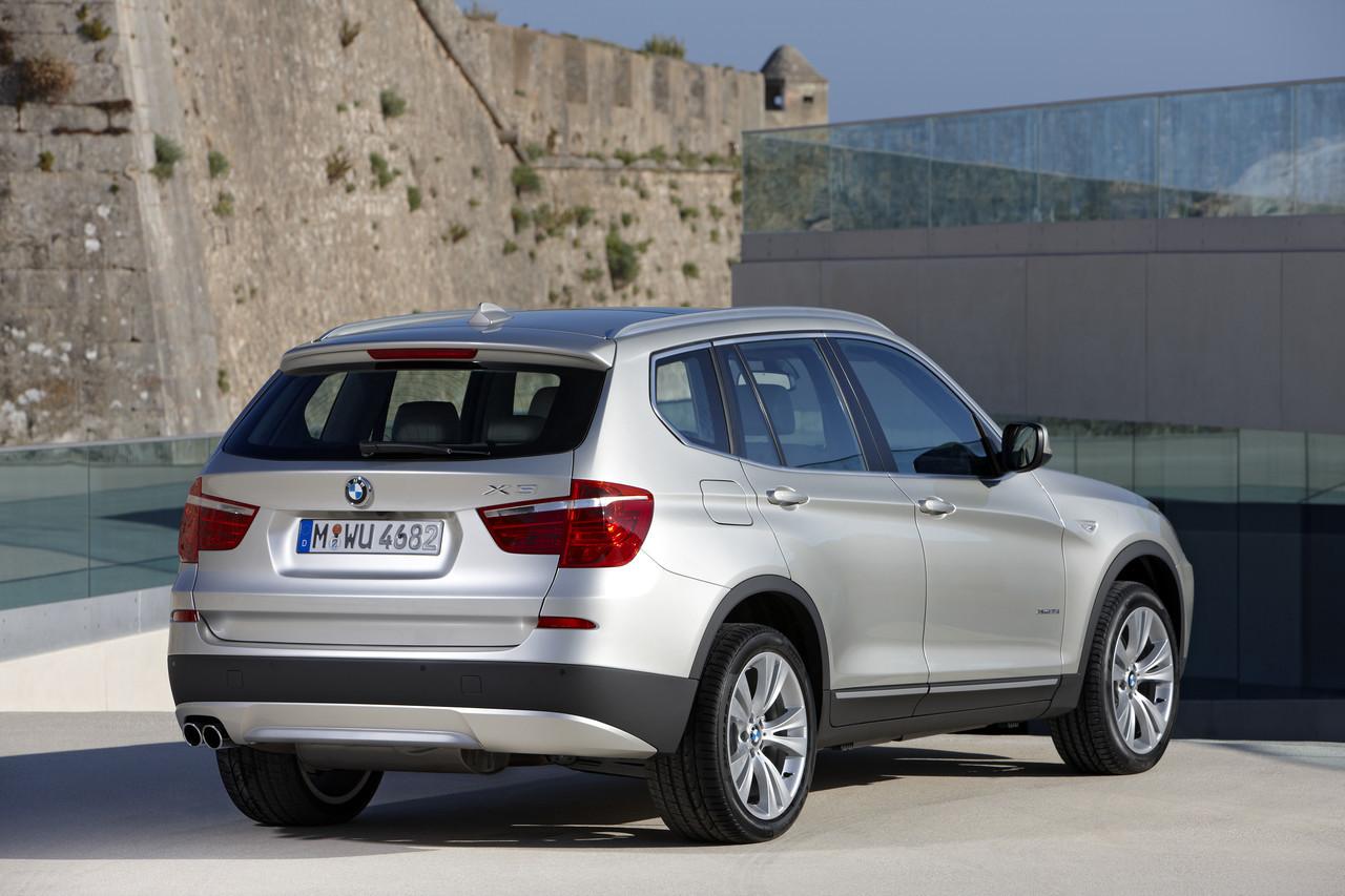 Foto de BMW X3 2011 (87/128)