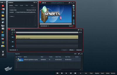 Lightworks gratis en beta pública para Windows y muy pronto en GNU/Linux