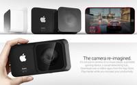 iLens ¿Apple, por fin, lanzaría su propia cámara?
