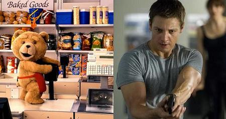 'Ted 2' confirmada y también la quinta entrega de la saga Bourne
