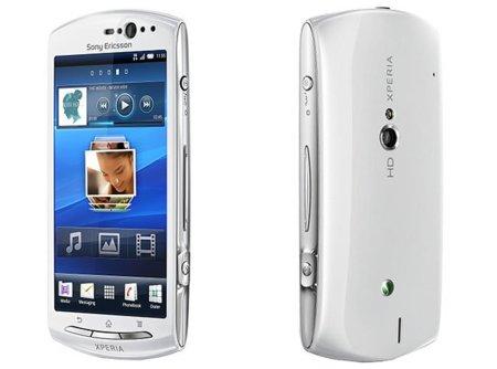 Precios Sony Ericsson Xperia Neo V con Yoigo