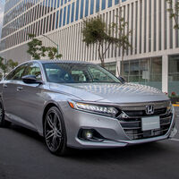 Honda Accord 2021: Precios, versiones y equipamiento en México