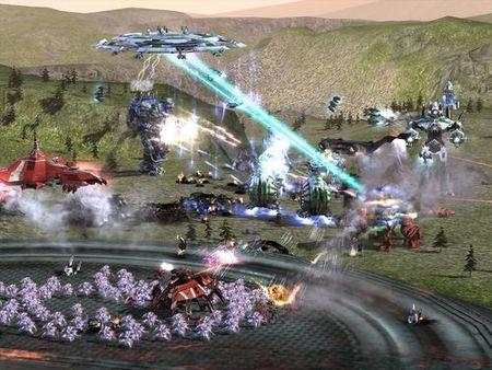 'Supreme Commander 2'. Imágenes y fecha de salida