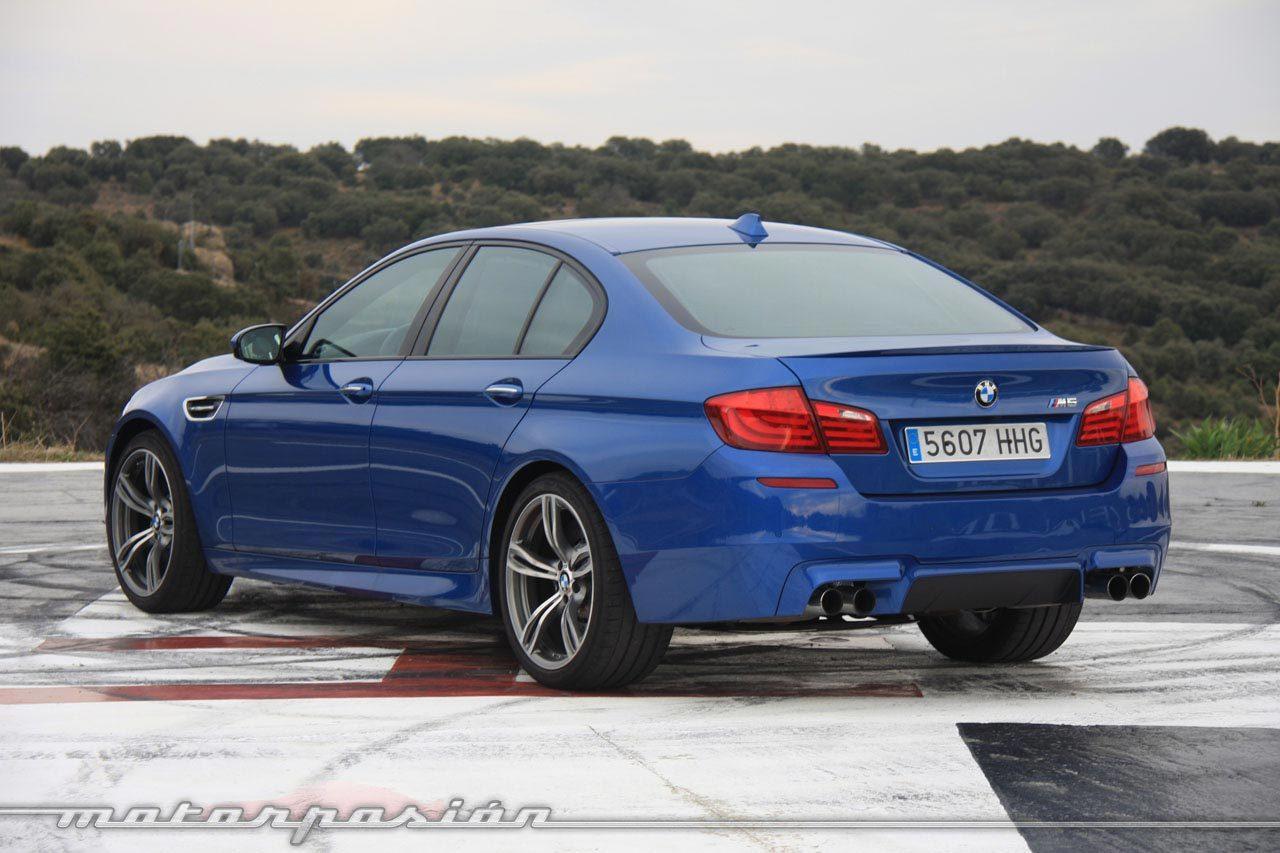 Foto de BMW M5 (Prueba) (114/136)