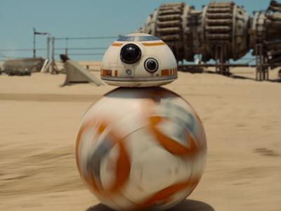 El droide BB-8 que todos quieren lo comercializará Sphero