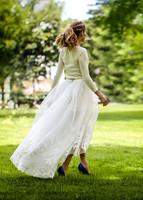 Olivia Palermo, novia sencilla y perfecta