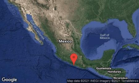 Todo sobre el sismo de hoy en México: magnitud de 7.1 y epicentro en Acapulco, Guerrero