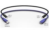 Así podría ser el conector USB Type-C, diseño reversible para toda clase de dispositivos