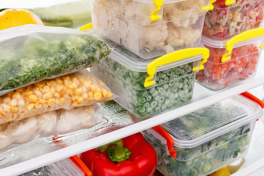 11 alimentos que no se pueden congelar