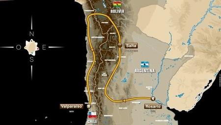 Rally Dakar 2014: adiós Perú, hola Bolivia