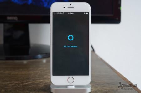 El asistente virtual de Microsoft, Cortana, ya está disponible para iOS y Android