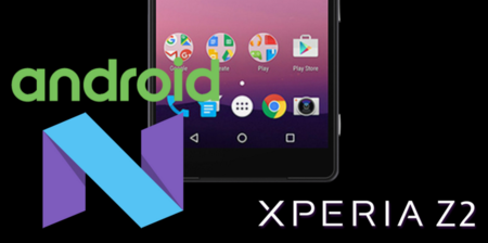 Android N también llega al Xperia Z2, aunque no de manera oficial