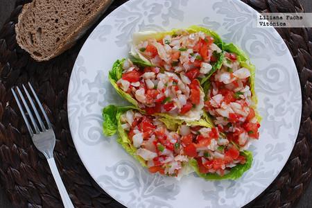 17 ensaladas ricas en proteínas y con pocos hidratos para tu dieta