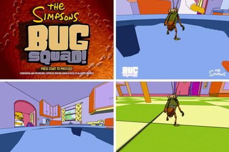 The Simpsons Bug Squad, el vídeo del prototipo perdido de Dreamcast que nos convertía en un insecto explorando la mítica casa de Springfield