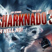 El cameo de George R.R. Martin en 'Sharknado 3', la imagen de la semana