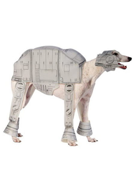 At At Imperial Walker Pet Costume