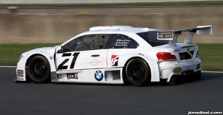 GC Automobile GC10-V8, un BMW Serie 1 M de carreras