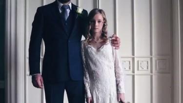 Su boda debería ser un momento feliz: para esta niña (y muchas otras) no lo es