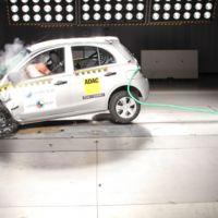 El Nissan March ahora es más seguro, o al menos eso dice Latin NCAP