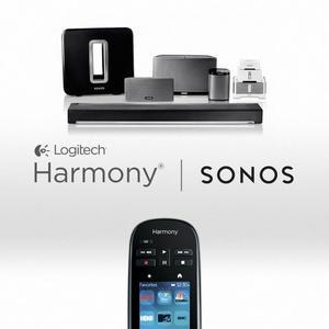 Logitech Harmony Sonos