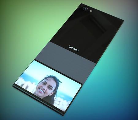 Lenovo Smartphone Flexible Pantalla Secundaria