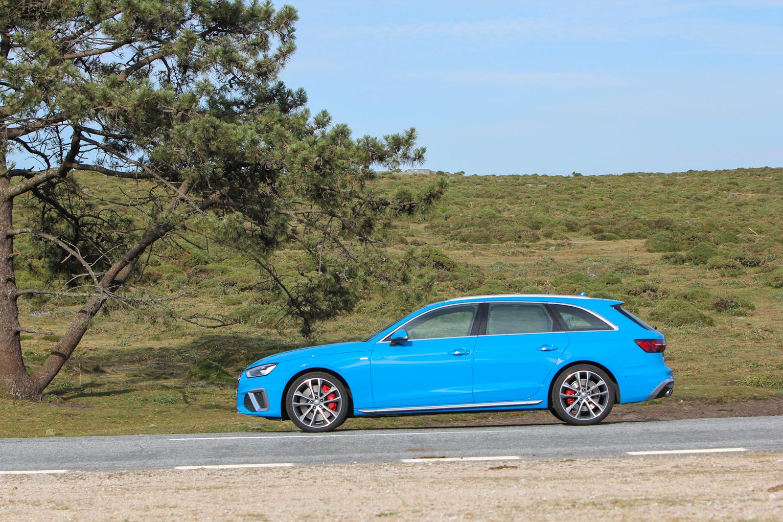 Foto de Audi S4 Avant 2020 (prueba) (14/26)