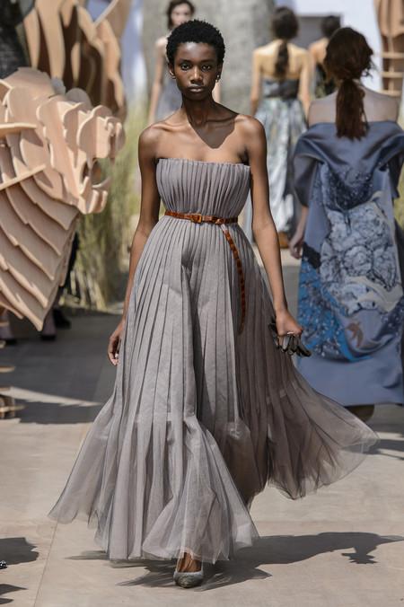 Dior Alta Costura Otono Invierno 2017 2018 Paris 62