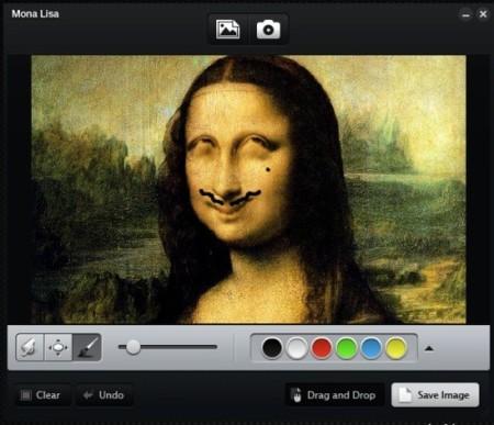 Bamboo Mona Lisa
