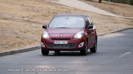 Renault Grand Scénic dCi 160, prueba (conducción y dinámica)