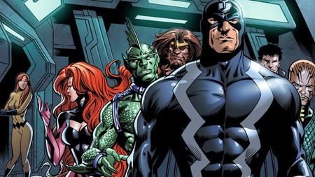 'Los Inhumanos' será la serie de Marvel más ambiciosa hasta ahora y la veremos en 2017
