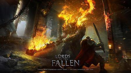 Lords of the Fallen ya cuenta con fecha de lanzamiento