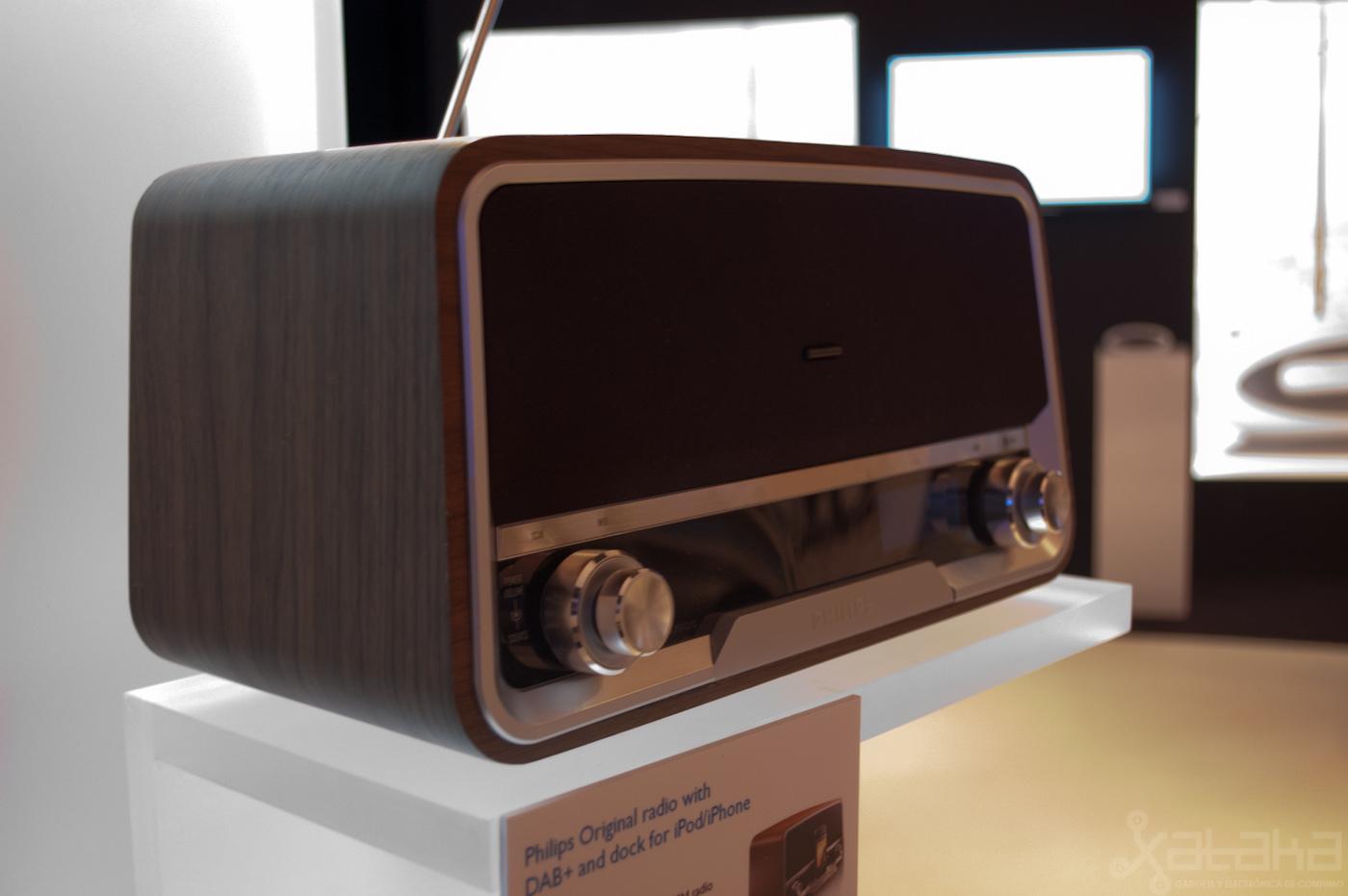 Foto de Philips Original Radio en IFA 2012 (4/6)