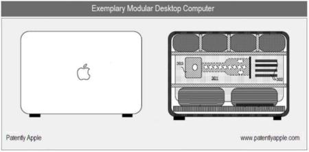 Una patente describe un Mac minitorre con puertos USB 3.0