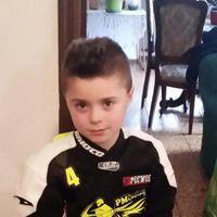 Fallece Alessio Aseglio Gianinet entrenando en minimoto con sólo 8 años