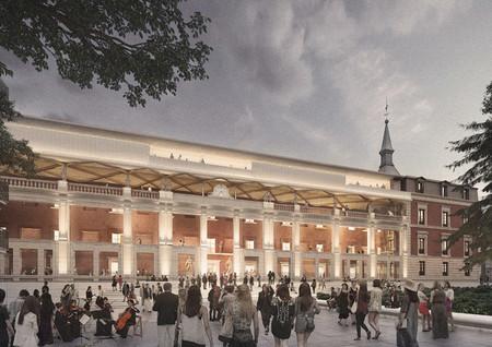 Los arquitectos Norman Foster y Carlos Rubio se encargarán de ampliar el Prado
