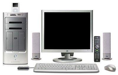 HP se suma a la iPod-manía con un PC para iPod