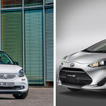 Toyota Prius C vs. Smart ForFour: Analizamos a dos héroes del hypermiling