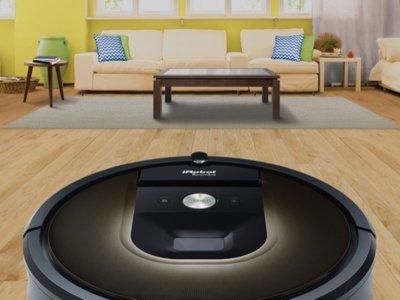 Roomba 980 aspira a ser más inteligente y más eficiente