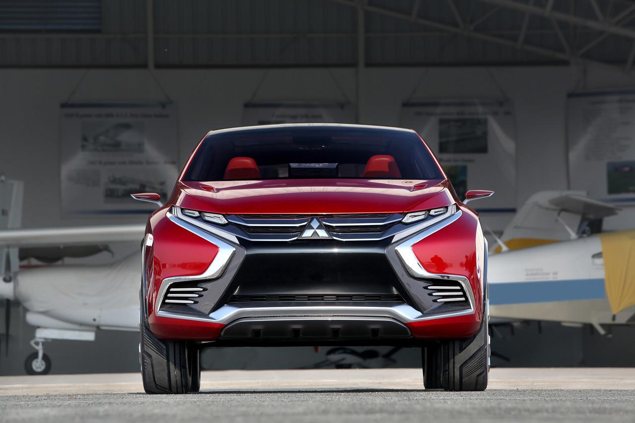 Foto de Mitsubishi XR-PHEV II Concept (25/27)