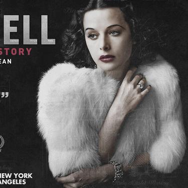 ¿Aún no conoces a Hedy Lamarr? Descubre la historia de la actriz e inventora en este documental