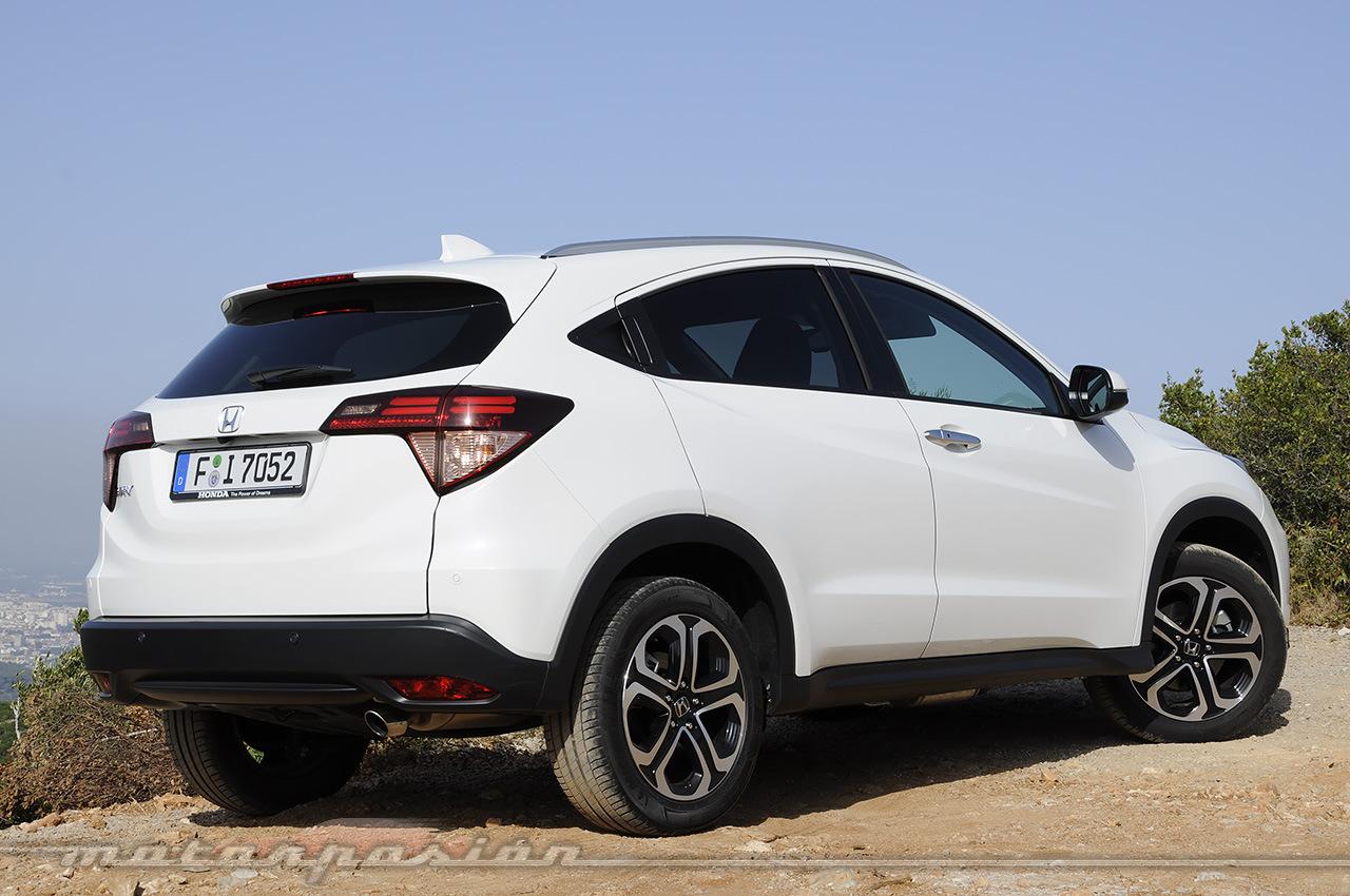 Foto de Presentación Honda HR-V 2015 (2/19)