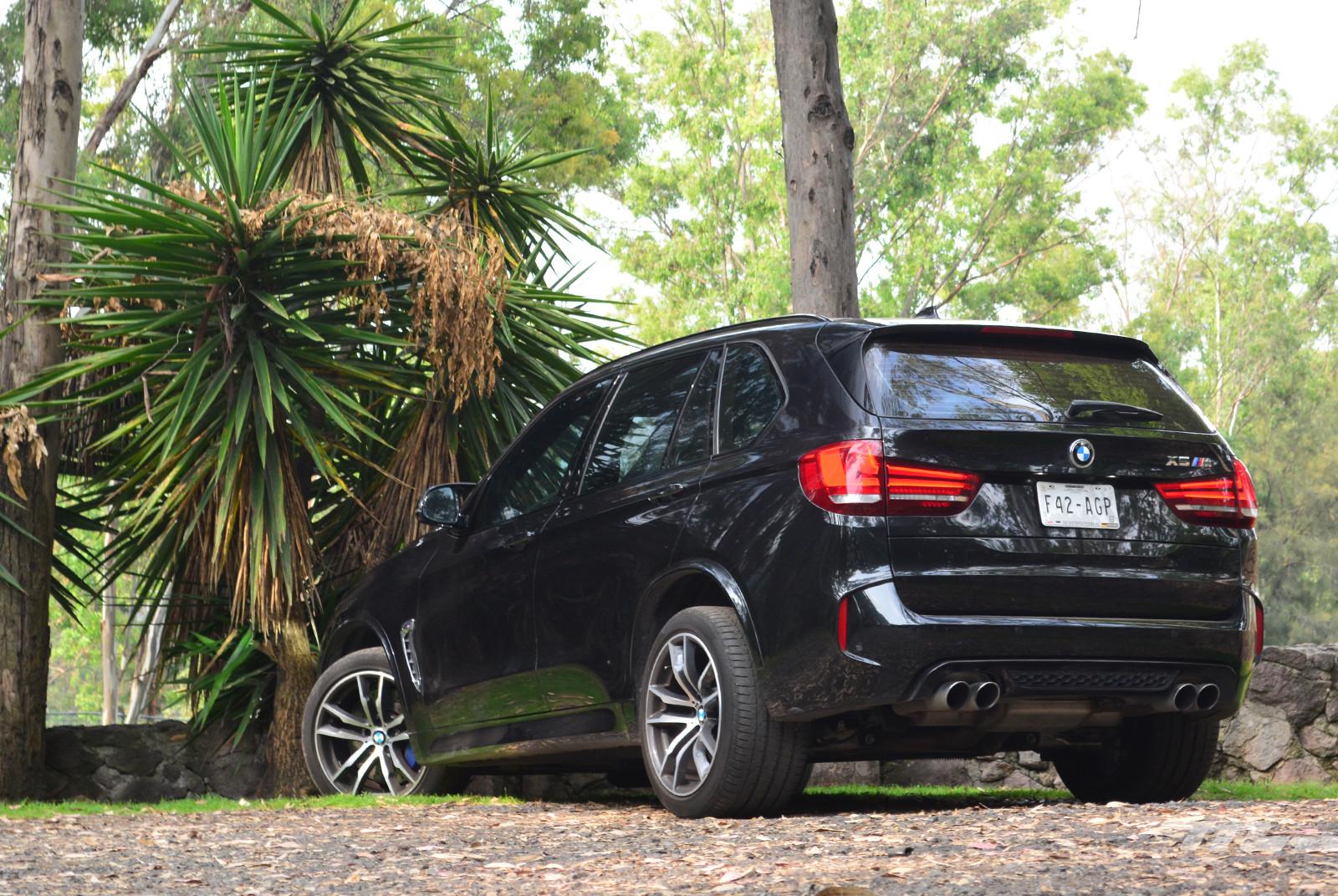 BMW X5 M (Prueba)