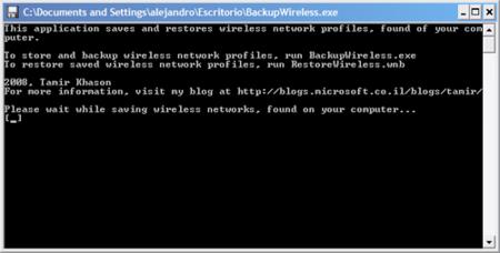 Haz un backup de tu configuración inalámbrica en Windows con Wireless Migrator