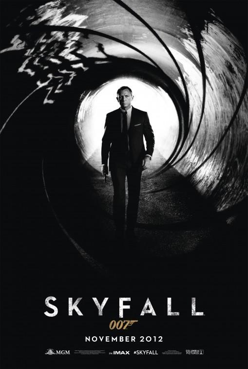 Foto de 'Skyfall', todos los carteles (1/5)