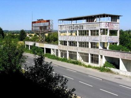 El circuito abandonado de Reims
